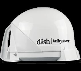 The Tailgater - Outdoor TV - Monticello, MN - Stargate Satellite - DISH Authorized Retailer